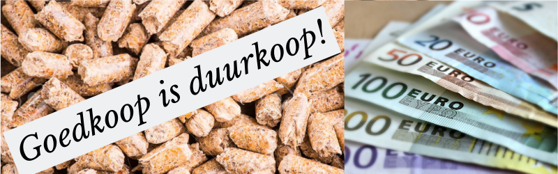 Heather Goedkoop is duurkoop